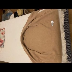J. Crew Jackets & Coats - J.CREW XXS Sophie open-front sweater-blazer
